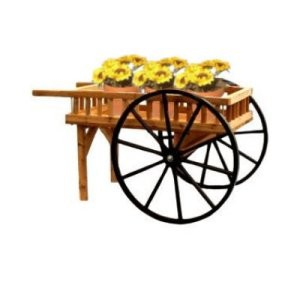 Decorative Yard Carts